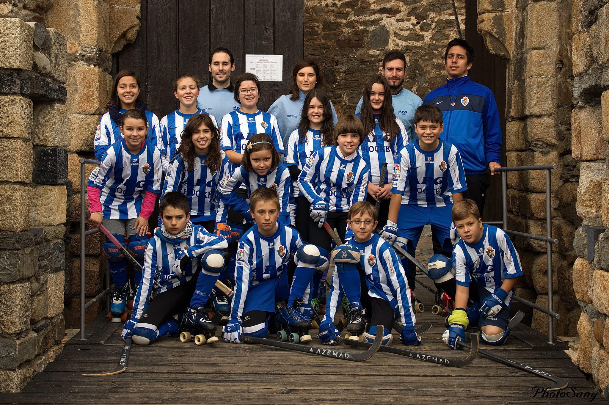 Nuevo equipo en la Liga Gallega A.P.G. BIERZO-TONI SARIOL