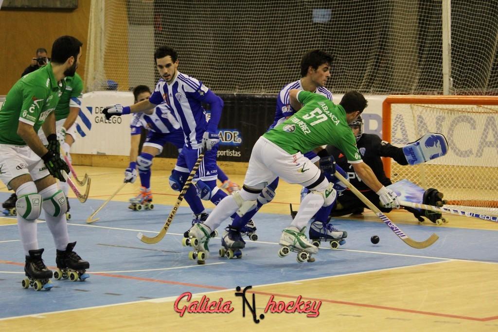 Galería fotográfica OK Liga: HC Liceo – CP Voltregá jor.4 (12-10-16)
