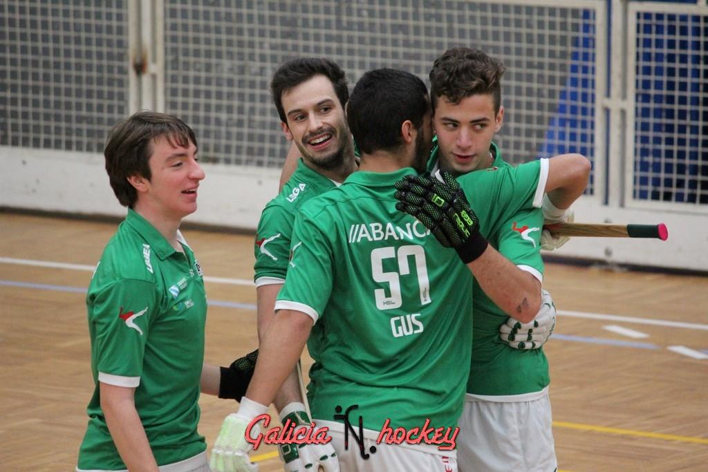 Galería fotográfica Copa Federación Senior: Ordenes-Liceo