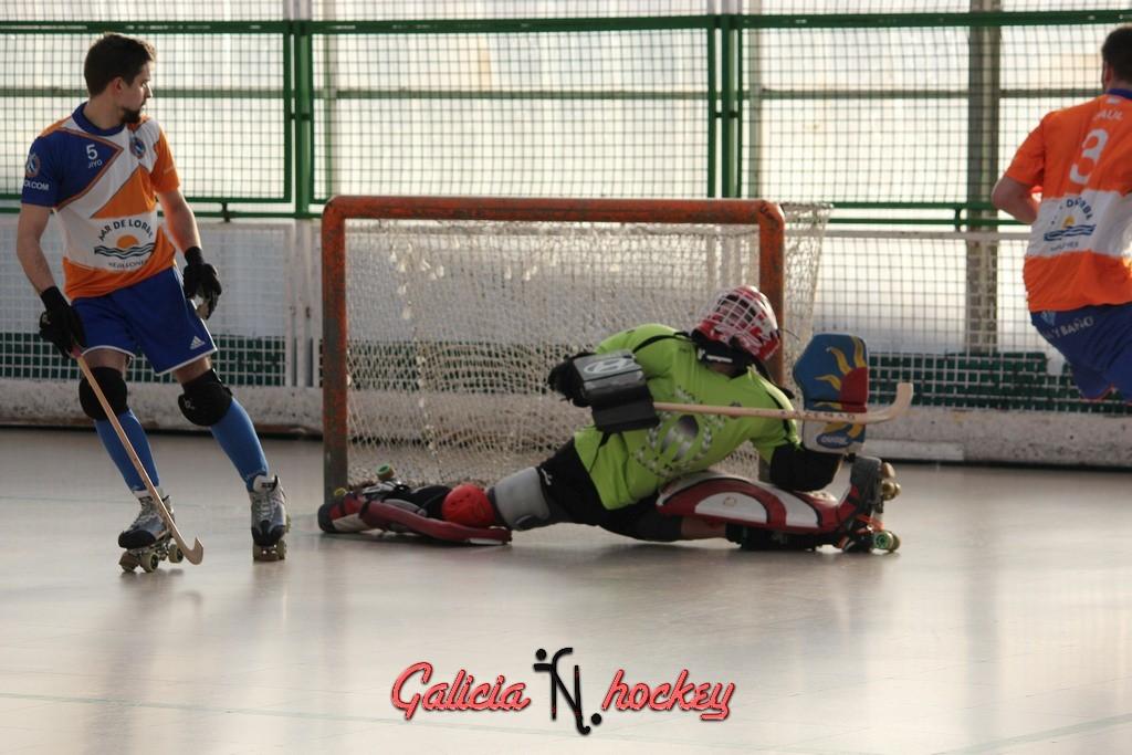 Galería fotográfica Senior: HC Liceo-HC Raxoi  ( 21-01-2017 )
