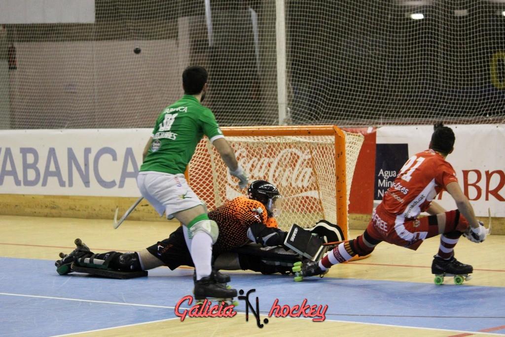 Galeria fotográfica OK Liga: HC Liceo- Girona HC  ( 21-01-2017 )