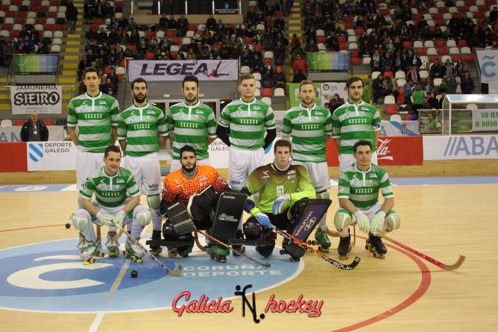 Galería fotográfica Liga Europea: HC Liceo – UD Oliveirense 14-01-2017
