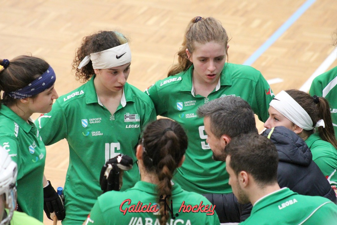 Galería fotográfica OK Liga Femenina: HC Liceo – Rivas Las Lagunas ( 05-03-17 )