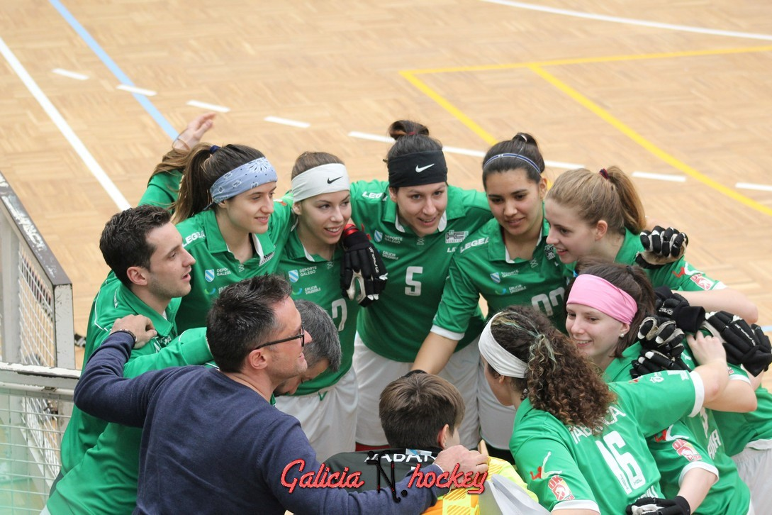 Galería fotográfica Ok Liga Femenino: HC Liceo – CP Vilanova  ( 19-03-2017 )