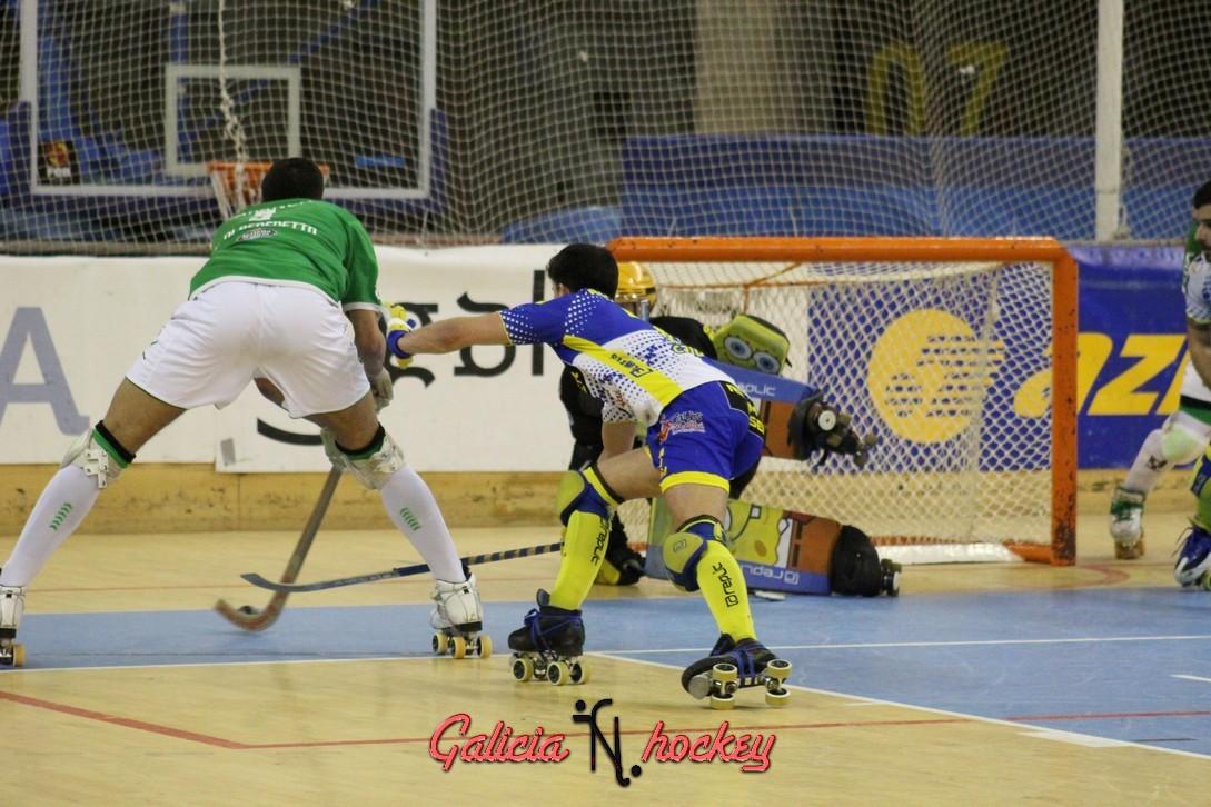 Galería fotográfica OK Liga: HC Liceo – Caldes ( 04-03-17 )