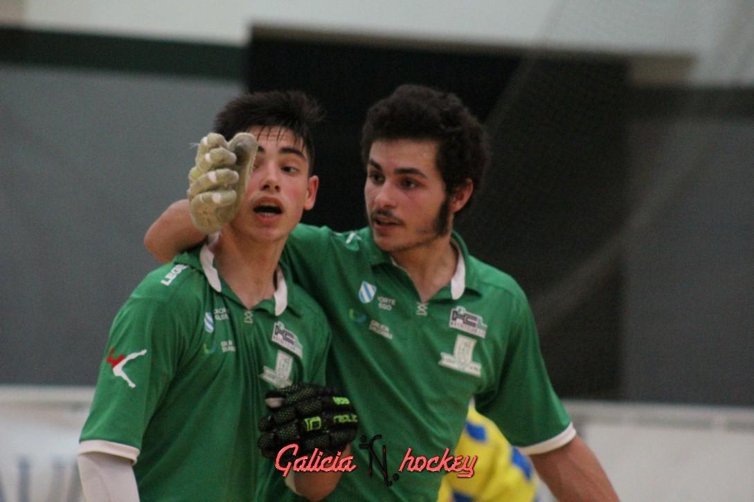 Galería fotográfica Final 4 Junior: HC Liceo  – Cdm ( 01-04-2017 )