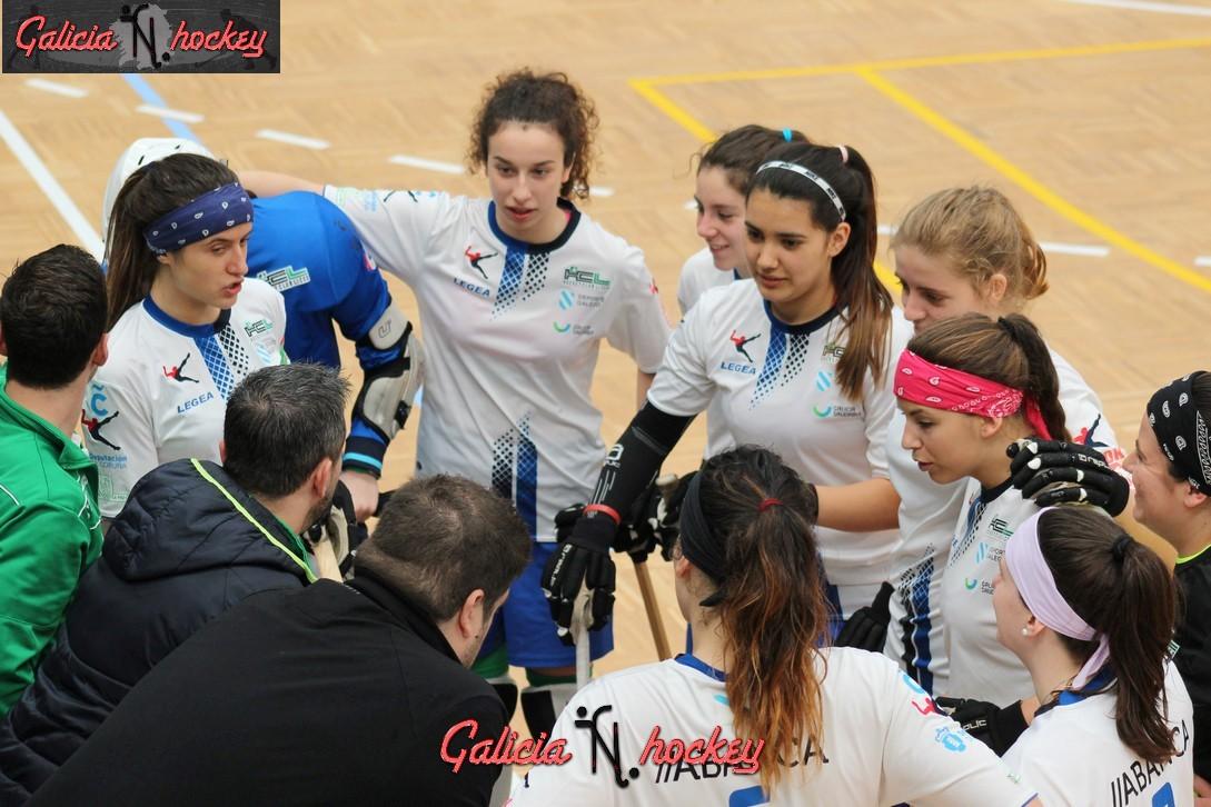 Galería fotográfica Ok Liga Femenino: HC Liceo – C.H.P. BIGUES I RIELLS ( 30-04-2017 )
