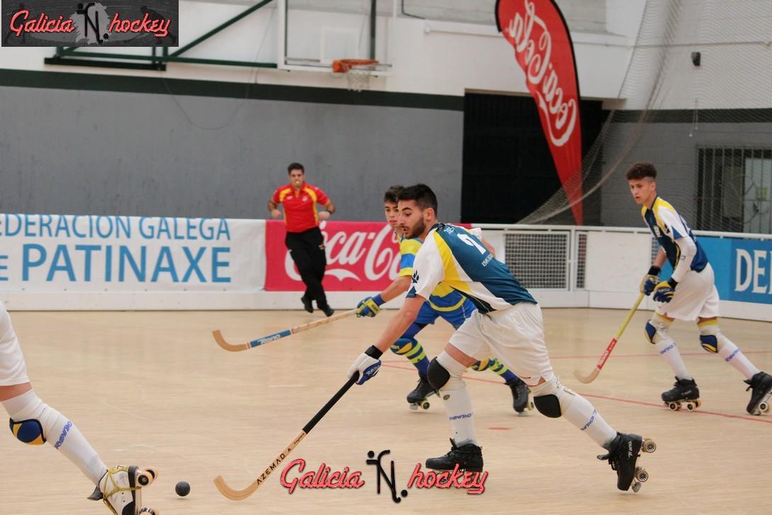 Galería Fotográfica -Campeonato de España Junior – Rivas Las Lagunas – Compañía de María ( 5-5-17 )