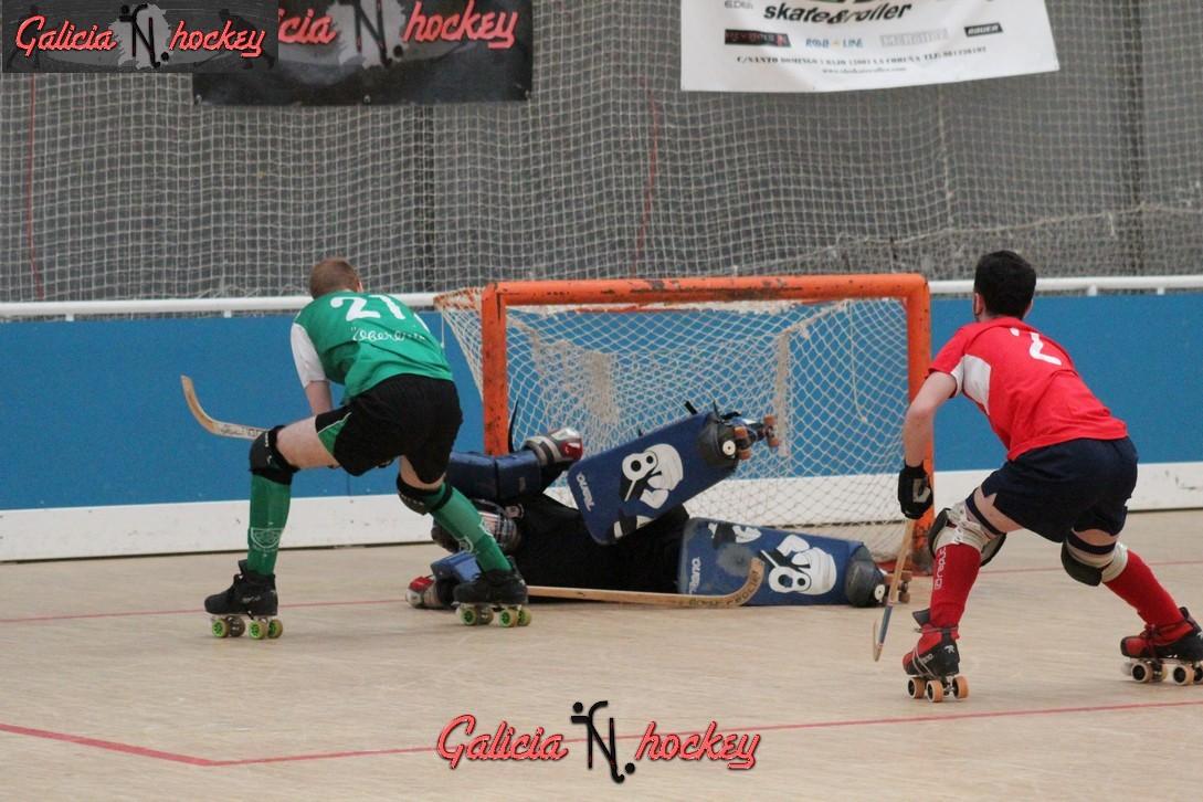 Galería fotográfica Campeonato de España Junior: Loyola – Oberena  (7-5-17)