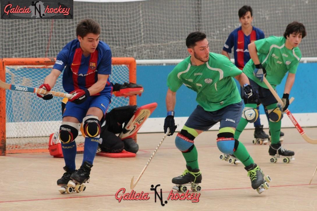 Galería fotográfica Campeonato de España Junior: Ordenes  Barcelona  (6-5-17)