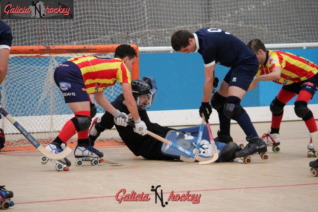 Galería fotográfica Campeonato de España Junior: Loyola – Manlleu  (5-5-17)