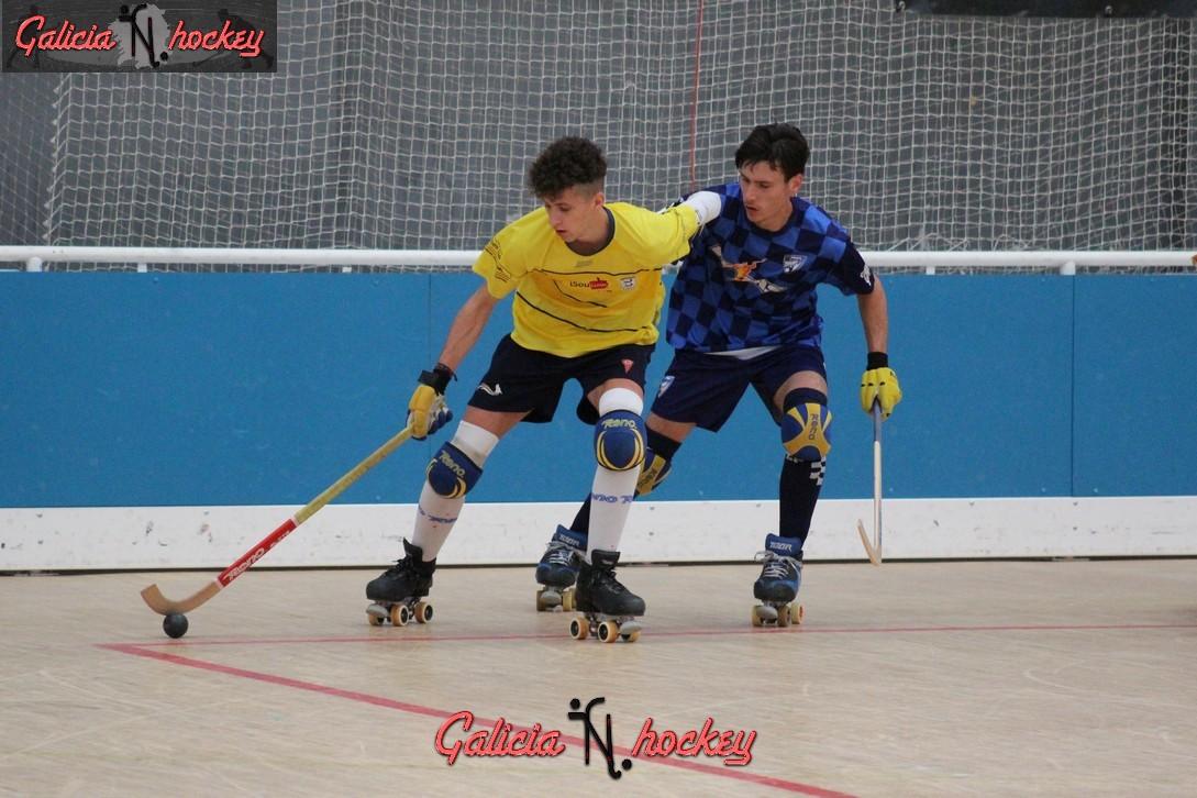 Galería fotográfica Campeonato de España Junior: Rivas – Rozas  (7-5-17)