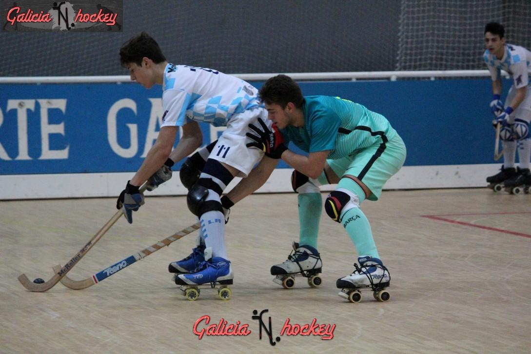 Galería fotográfica Campeonato de España Junior: Barcelona – Rozas  (5-5-17)