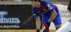 Pablo Álvarez lideró a un firme Barça Lassa que se acerca más al título