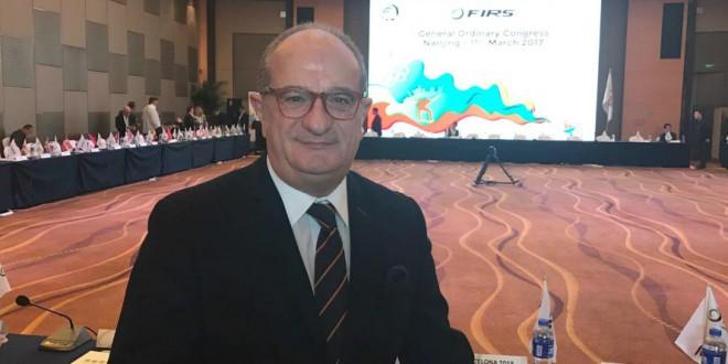 Carmelo Paniagua, presidente de la comisión sobre Nutrición y Hábitos Saludables en el Deporte por el COE