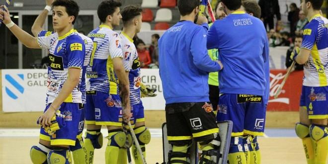 El Caldes mantiene la racha de victorias contra el Lloret