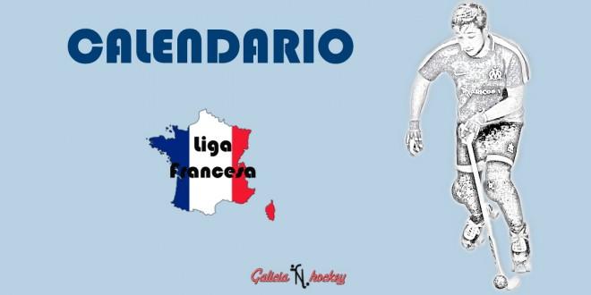CALENDARIO FIN DE SEMANA: LIGA FRANCESA N1 ELITE JOR.17 (14-4-18)