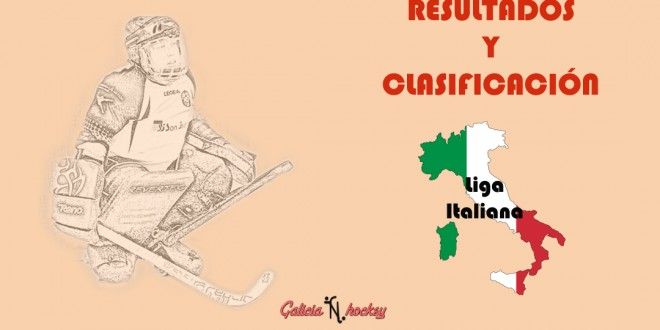 RESULTADOS Y CLASIFICACIÓN: LIGA ITALIANA FINAL JOR.2 (15-5-18)