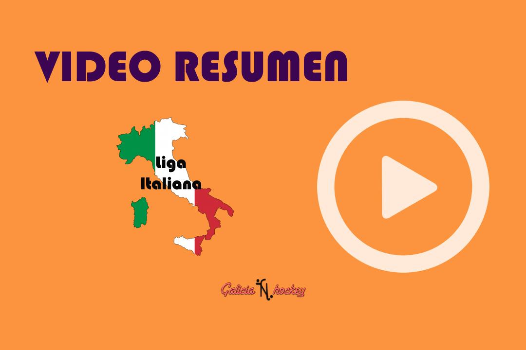 VIDEO RESUMEN LIGA ITALIANA: BREGANZE 5-6 FORTE PLAY OFF SEMIFINAL (17-4-18)