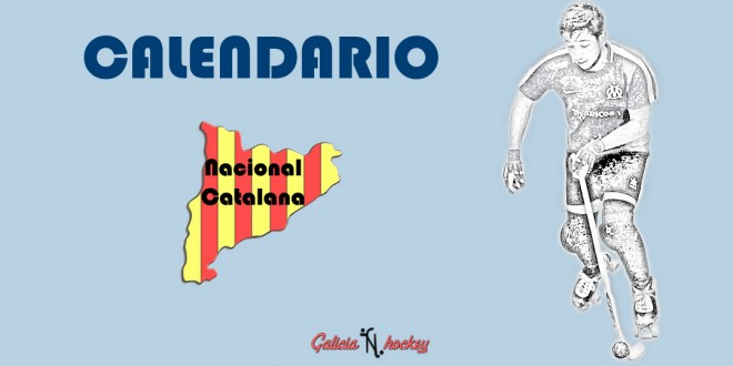 CALENDARIO FIN DE SEMANA: NACIONAL CATALANA PLAY OFF (14-4-18)