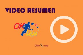 VIDEO RESUMEN OK LIGA: VIC 2-0 LLORET JOR.1(7-10-17)