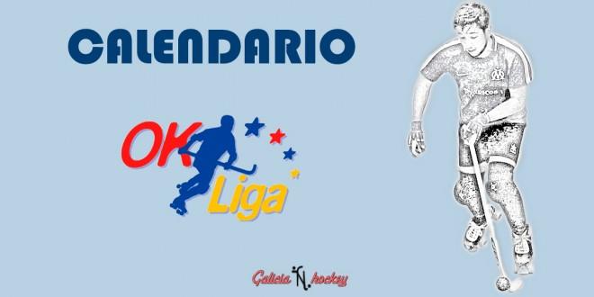CALENDARIO MARTES: OK LIGA JOR.22 (13-3-18)