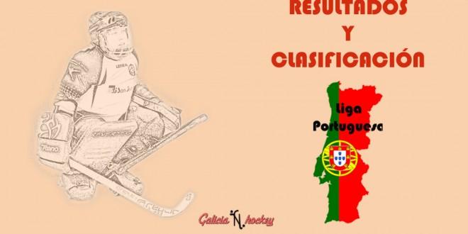 RESULTADOS Y CLASIFICACIÓN: LIGA PORTUGUESA 1ªDIV JOR.5 (18-11-17)