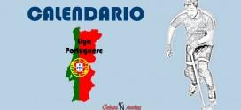 CALENDARIO MIÉRCOLES: LIGA PORTUGUESA 1ªDIV JOR.16 (21-2-18)