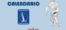 CALENDARIO FIN DE SEMANA: LIGA EUROPEA CUARTOS DE FINAL (24-3-18)