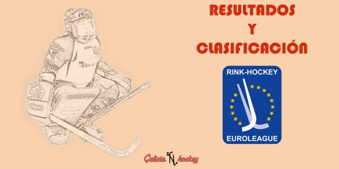 RESULTADOS Y CLASIFICACIÓN: LIGA EUROPEA JOR.6 (10-3-18)