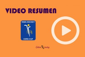 VIDEO RESUMEN COPA CERS: BREGANZE 9-2 DORNBIRN JOR.3 (9-12-17)