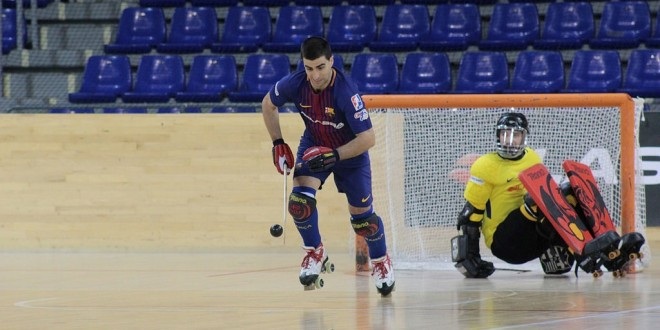 FC Barcelona Lassa y Reus Deportiu se clasifican para la Final Four de la Liga Europea
