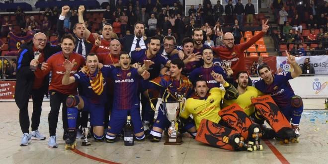 Liceo – FC Barcelona Lassa: ¡Campeones de Copa! (1-2)