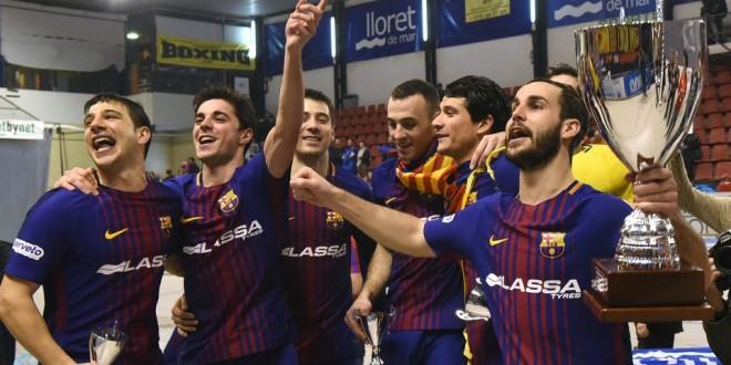 El rey de Copas asume el tercer título consecutivo
