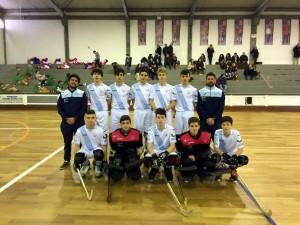 La Selección Sub-15 de la Liga de Hockey sobre patines finaliza el XV Torneo Internacional de Carnaval con un triunfo