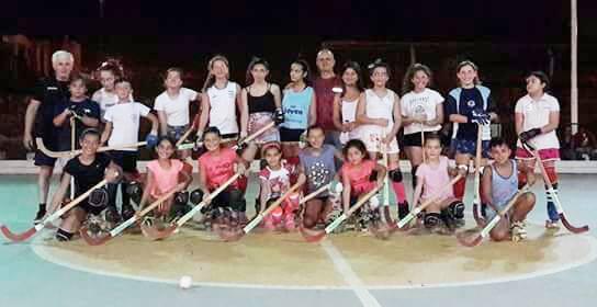 Crece el Hockey sobre Patines en Concordia