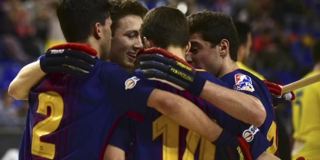 3-0: El Barça completa el pleno de victorias en la Euroliga