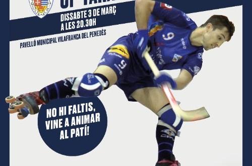 El Patín recibe en casa  el Taradell en un partido clave