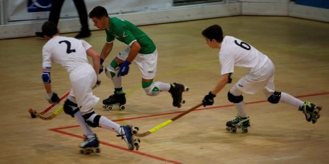 Galería Fotográfica Sector Junior HC Liceo – Roller Oviedo ( 14 / 04 / 18 )