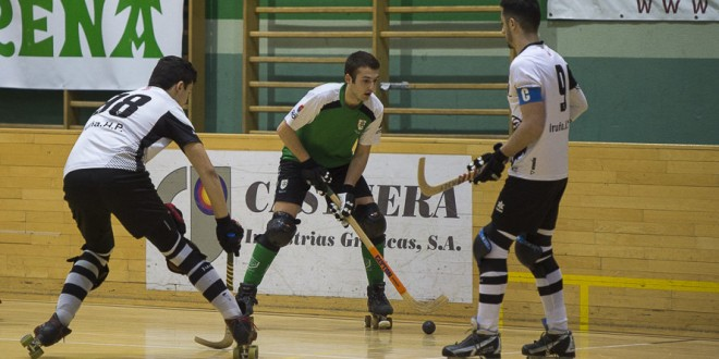 La Final a 4 de la Liga Norte de hockey se jugará el próximo fin de semana en Pamplona