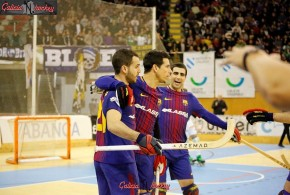 3-4: El Barça cierra la OK Liga con victoria ante el Noia