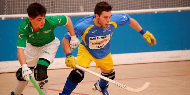 Galería Fotográfica F.Sector Junior: Liceo – Asturhockey (13-4-18)