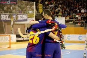 Noia Freixenet – FC Barcelona Lassa: Punto y final triunfante (3-4)