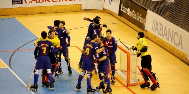 5-0: El Barça golea al Caldes y el Lleida es líder de la Liga