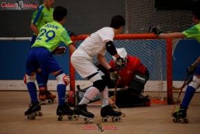 Galería Fotográfica F.Sector Juvenil: Oviedo Booling – Roller Oviedo (21-4-18)