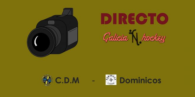 RETRANSMISIÓN EN DIRECTO COPA FEDERACIÓN JUVENIL: CDM – DOMINICOS FINAL  (9-6-18)