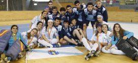 Galicia femenina no pudo con la selección catalana en la final
