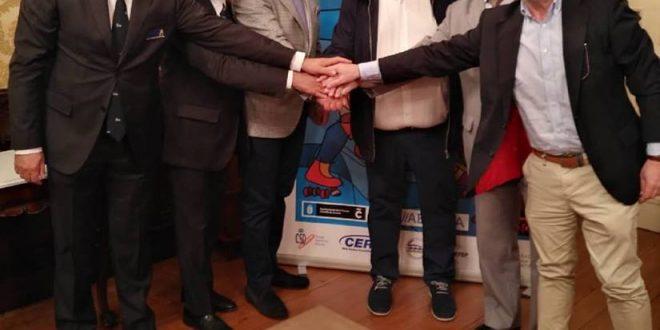 Presentado el Campeonato de Europa de A Coruña