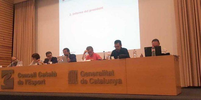 Este sábado día 16, Asamblea General Ordinaria de la Federación Catalana de Patinaje en Esplugues de Llobregat