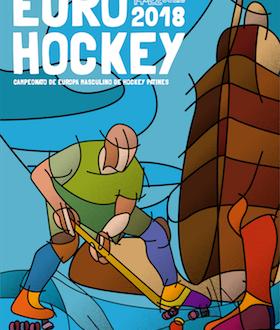 Resumen Eurohockey 2018 Jornada 6